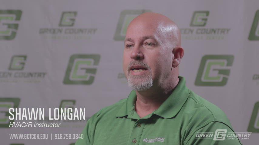Video of HVAC full-time program
