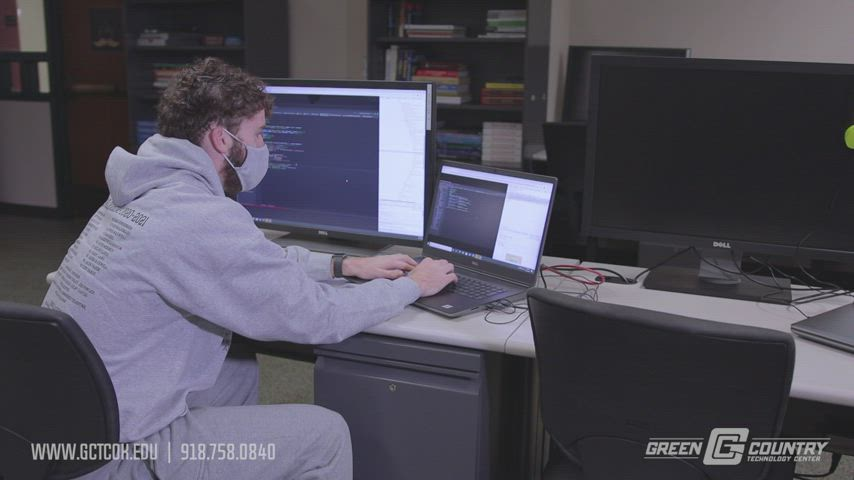 Video of the Programming and Video Game Development Program
