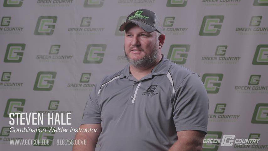 Video of the Welding Program.