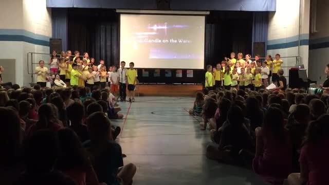 2nd Grade year end production