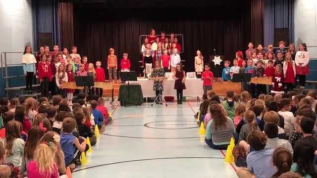 3rd grade music performance
