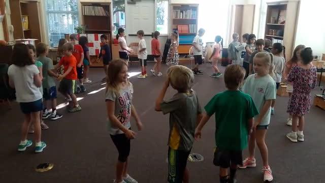 2nd Grade Dance
