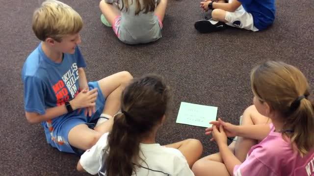 4th Grade Rhythms