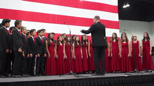 Bel Canto Naturalization Anthem 2018