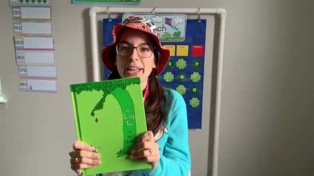 The Giving Tree Read Aloud