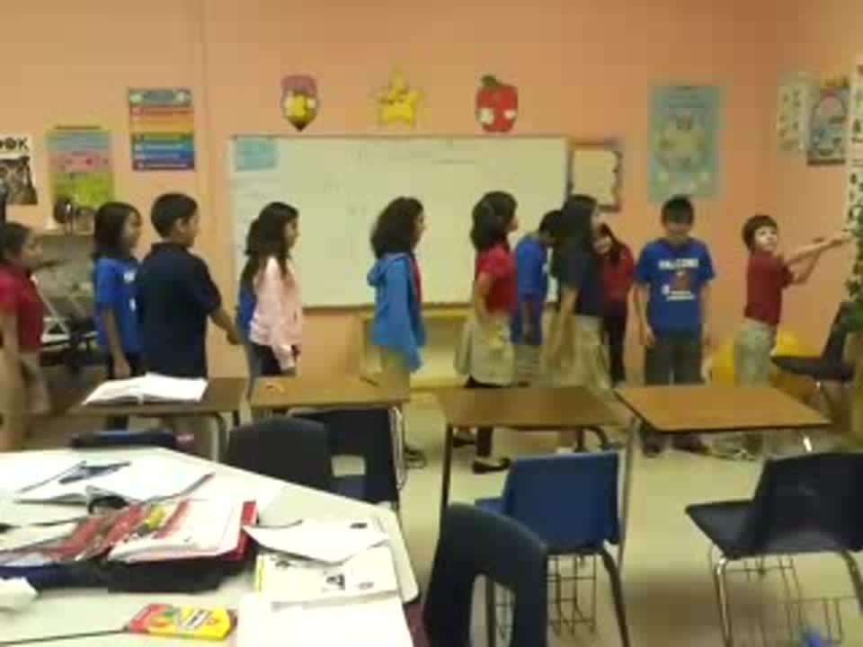 Fun while teacher is away | Horizon Montessori Public Schools