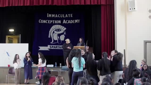 ICA Cristo Rey Work Study Video