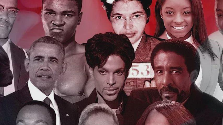 Wednesday Celebration:  Black History