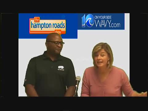 SMS on The Hampton Roads Show - November 1