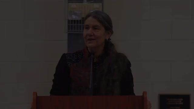 video about the Mary Wescott Riser fund for the capital campaign