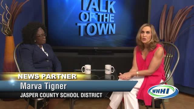 TALK OF THE TOWN Marva Tigner - Chief of Academics
