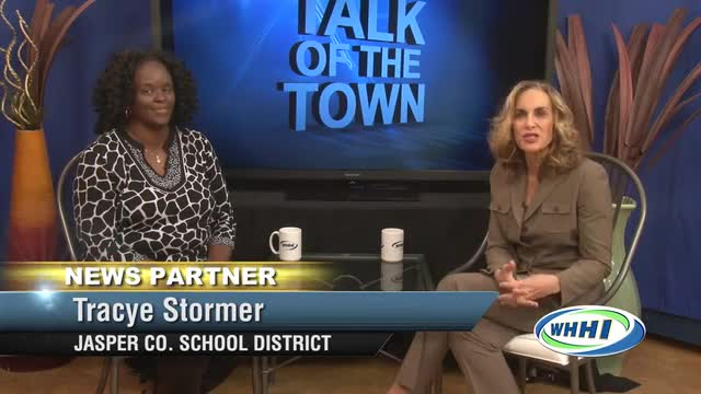 TALK OF THE TOWN- WHHI Interview - Tracye Stormer - Director of Technology