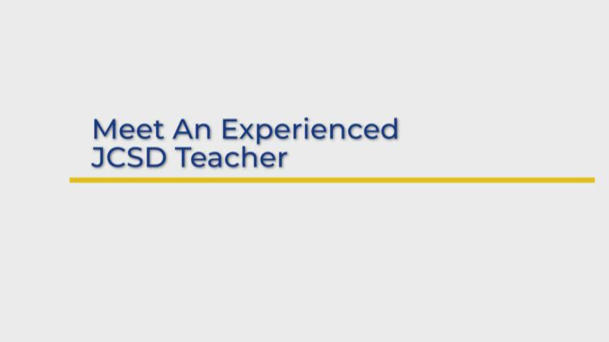 Meet a Teacher - Alfreda Harris - 3rd Grade Teacher