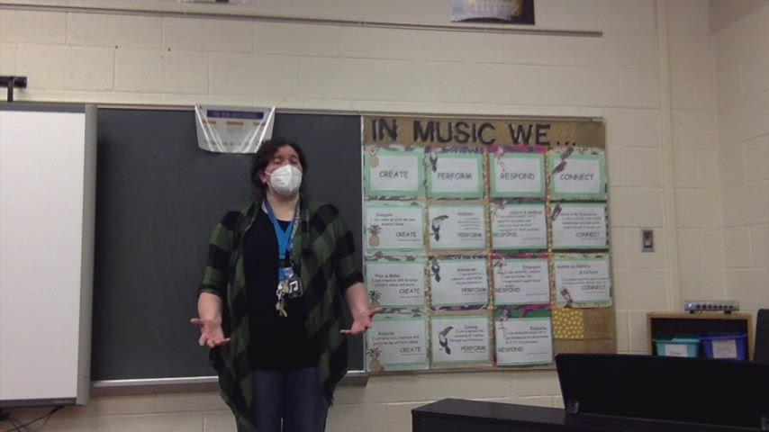 Art & Music Presentation