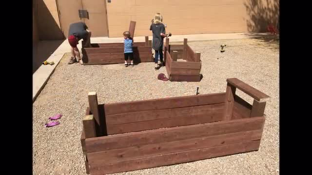 Central Christian Church Volunteer Day