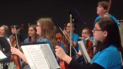 Band and Orchestra Concert