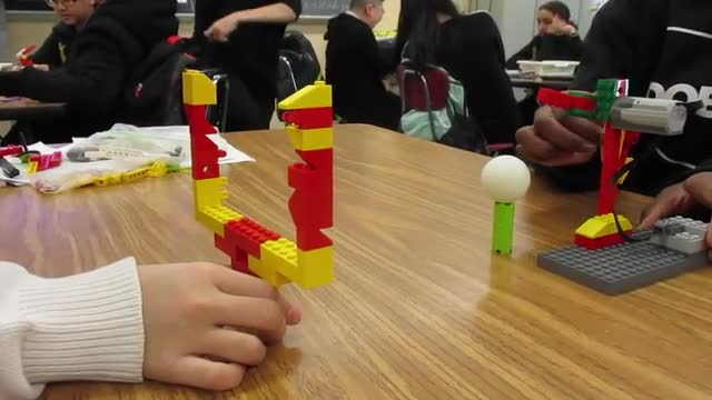 Lego WeDo - Stem