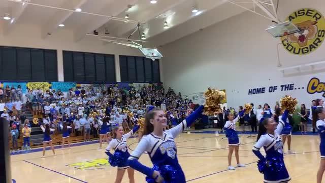 Kaiser High School Alma Mater