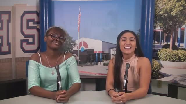 Liberty High School News Show 3, 2017-2018