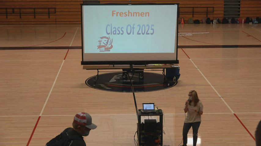 Freshman Assembly 2021