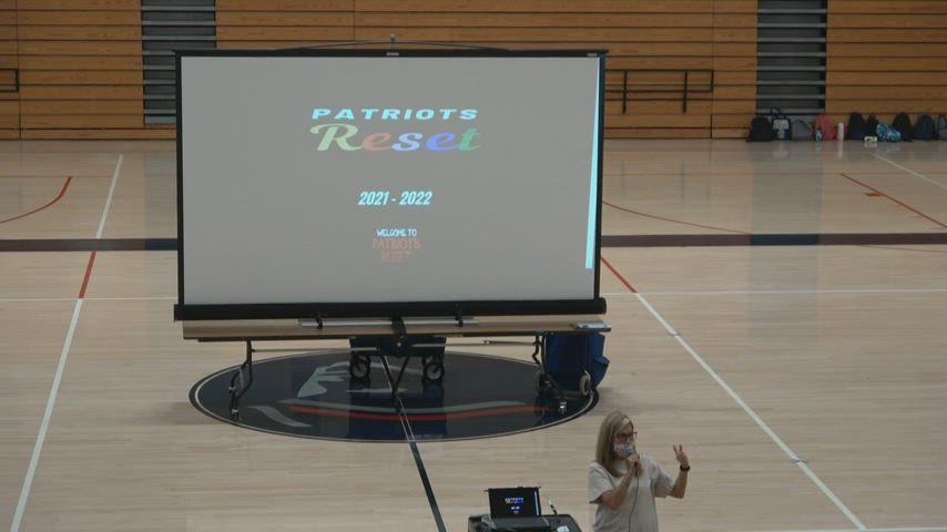 Senior Assembly 2021