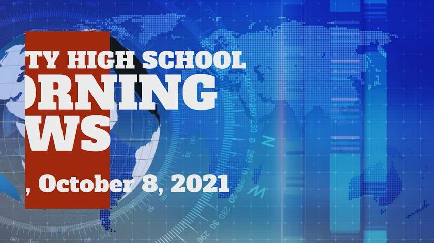 LHS News Show 7, 2021-2022