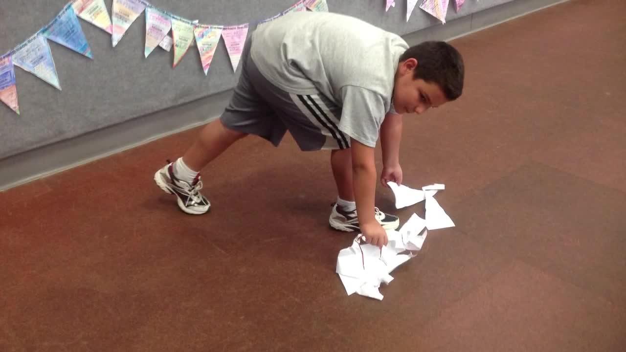 Habit 1 Be Proactive Student Video Andrew Jackson Elementary