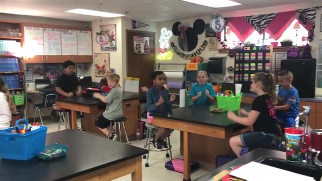 4th Grade Mixtures and Solutions Rap