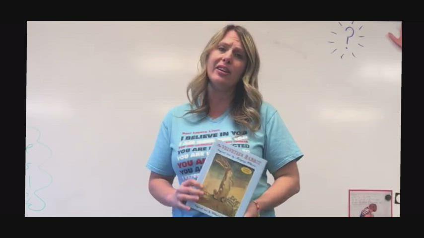 Legacy Prep Best charter school in Davis County! Mrs. Enquist's Video favorite book