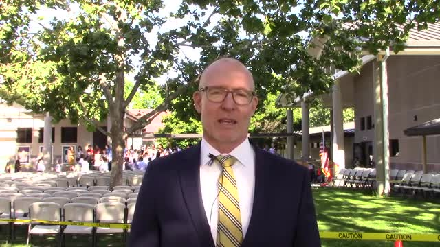 Year end message from Superintendent Paul Johnson with highlights from the last two weeks of the school year.