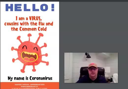 Coronavirus short story