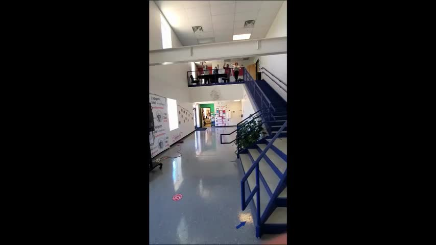 Tour of the Middle School