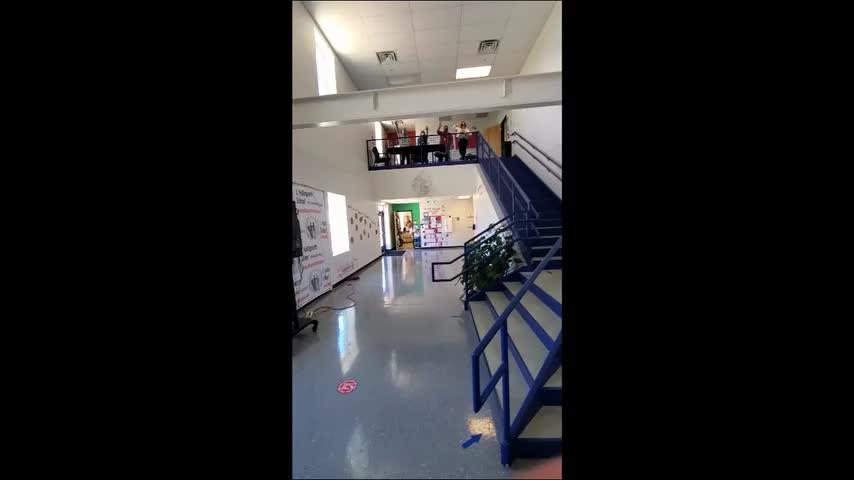 Middle School Classrooms Tour