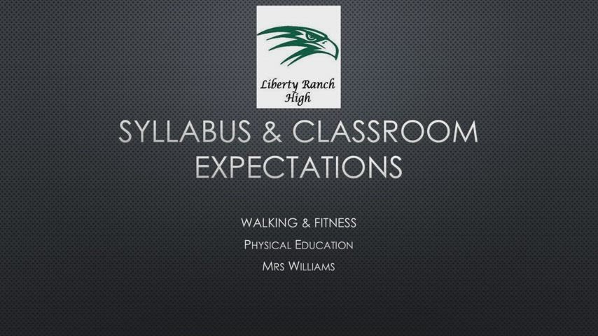 Walking & Fitness and Physical Education