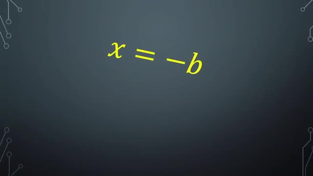 Quadratic Formula Rap