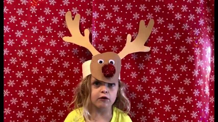 Ms. Dillion's Kindergarten Holiday Video