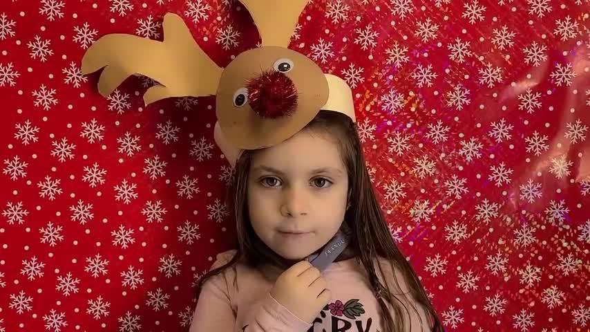 Mrs. Urias' Kindergarten Holiday Video