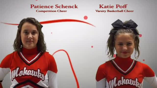 2016/2017 Varsity Basketball/Competition Cheer video