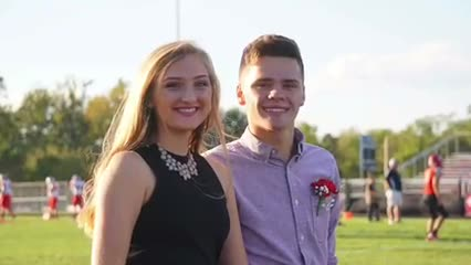 Pictures from homecoming court, game and dance