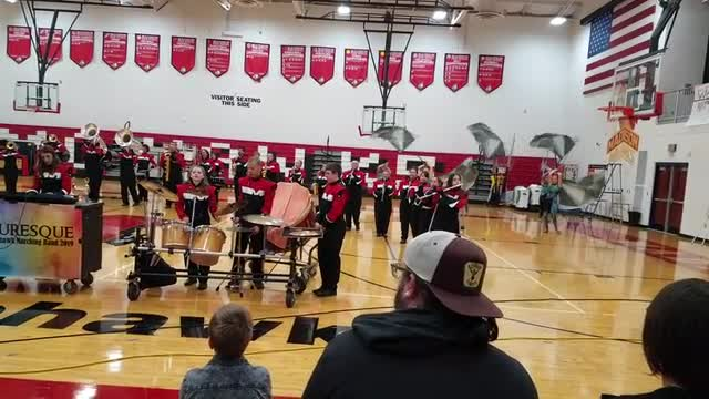 Marching Band concert video