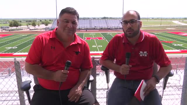 Highlights of Manor Mustangs vs. Rouse and reaction from Coach Jimmie Mitchell.