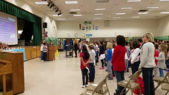 Veteran's Day Sing-Along