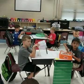 Duck Tape Wallets 2nd grade Kidsourcing