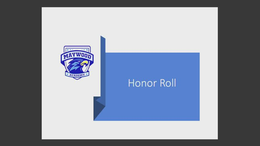 Honor Roll REFP