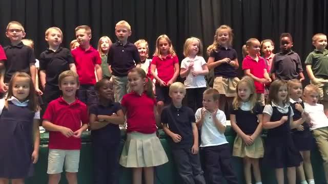 Kindergarten - Opening: Rockin' ABCs