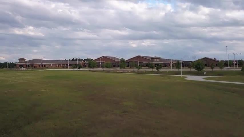 MCSD Complex Drone Footage