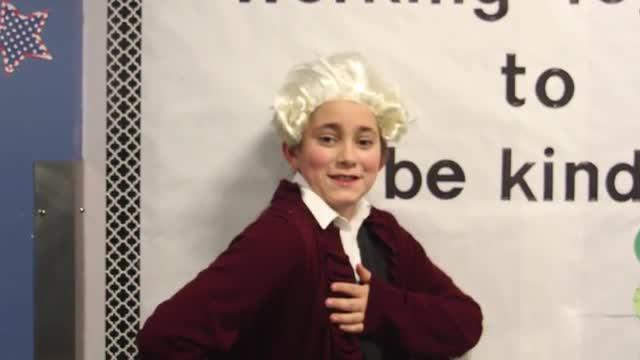 5th Grade Early American Night video