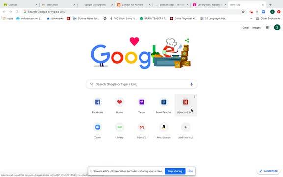 Navigating Google Classroom