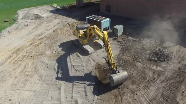 May 2018- Shiloh Hills Construction Project