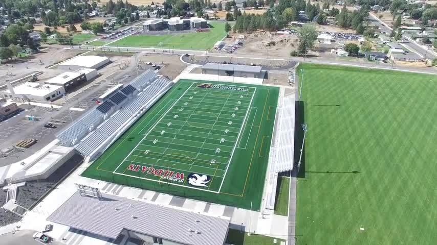 Union Stadium Drone Video